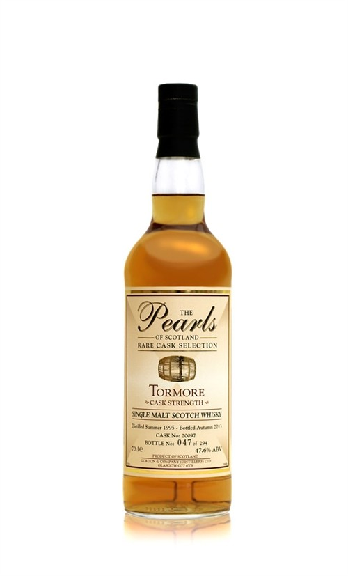 Tormore The Pearls of Scotland 1995 · 18 y.o. 47,6%