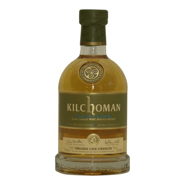 Kilchoman Cask Strength 59,2%