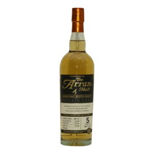 Arran Private Cask 1128 Peated · 5 y.o. · 58,4%