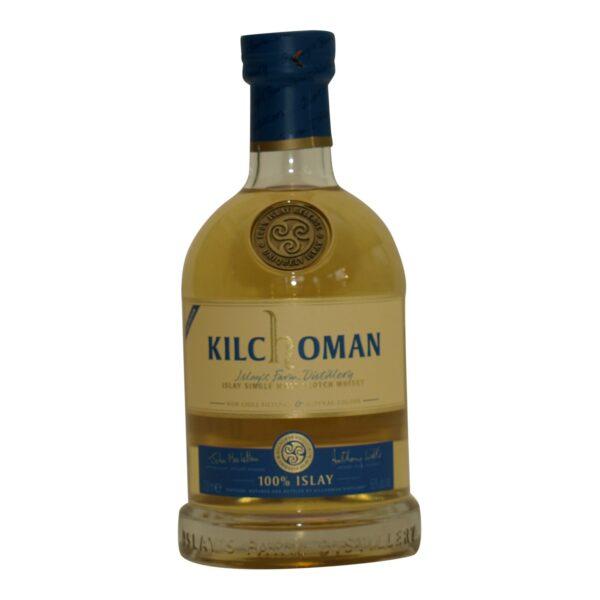KIlchoman 100% Islay 4. edition 50%