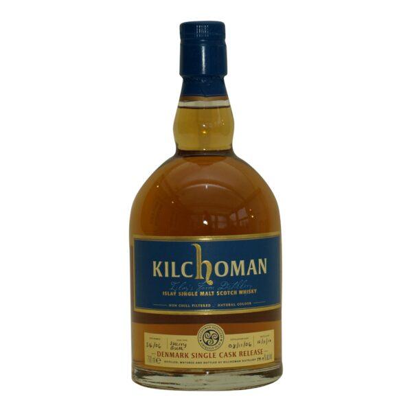 Kilchoman Denmark Cask 3 · 59,9%