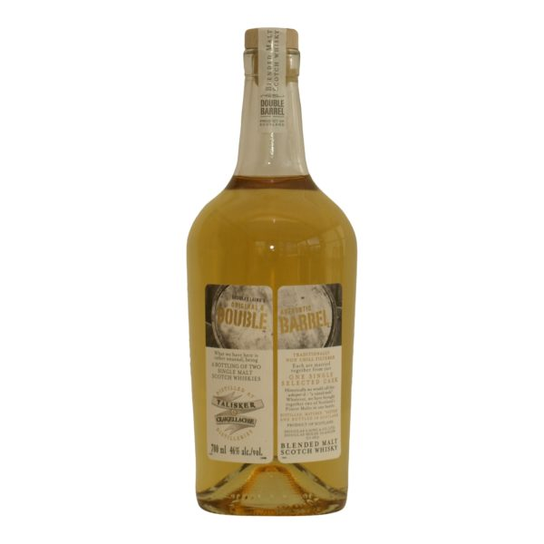 Talisker/Craigellachie Double Barrel 46%
