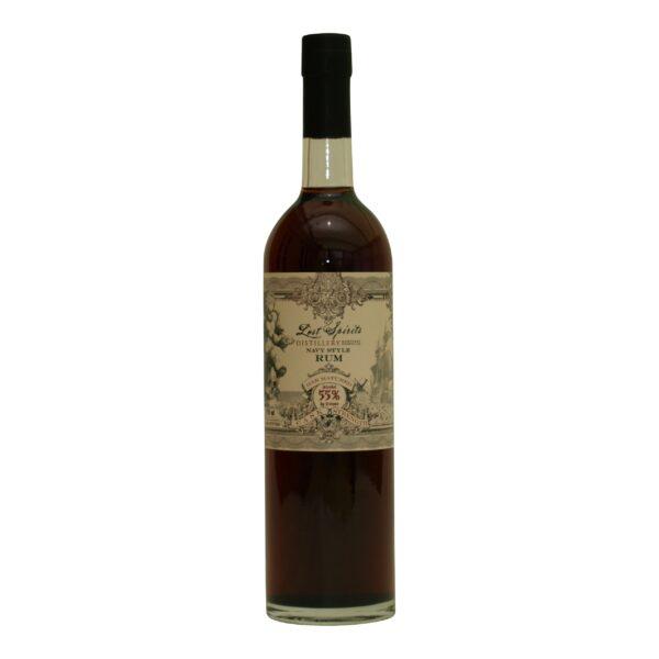 Navy Style Rum 55%