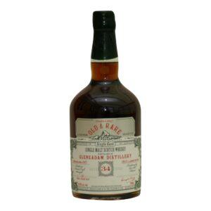Glencadam 1977 - 34 år 56,8% Old & Rare