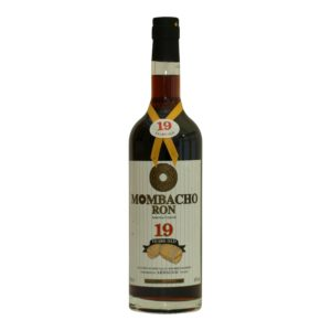Mombacho Armagnac wood finish 19 år 43%