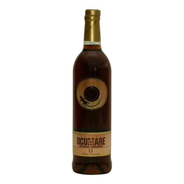 Ocumare Gold 12 år 40% - Førpris kr. 395,-