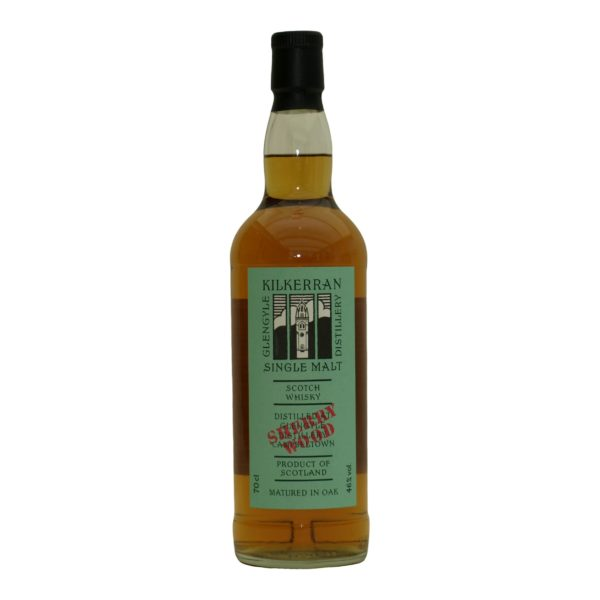 Kilkerran WIP 7 Sherry Wood 46%