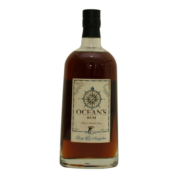 Ocean's 7 Deep Rum 40%