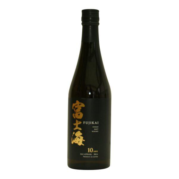 Fujikai single malt 10 år 43%