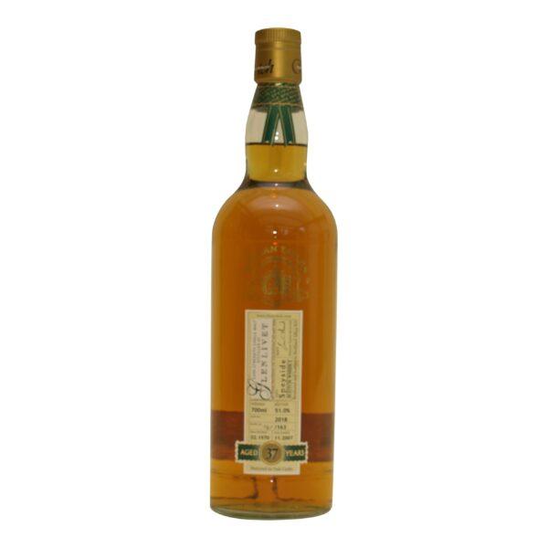 Glenlivet 1970 - 37 år 51,0% Rare Auld
