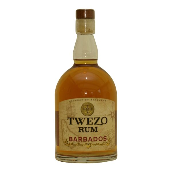 Twezo Rum Barbados 40%