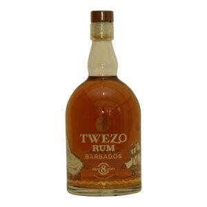 Twezo Rum Barbados 40% 8 år