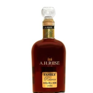 A. H. Riise Family Reserve Solera 1838 42%