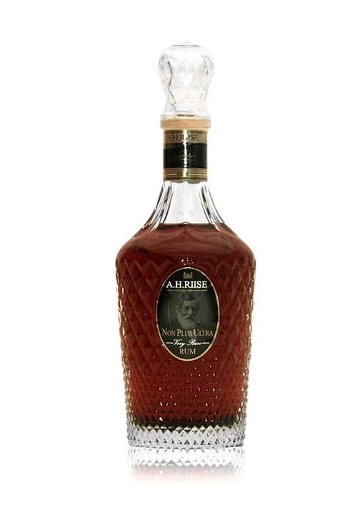 A. H. Riise Non Plus Very Rare Rum 42%