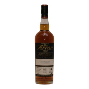 Arran Private Cask 100 Sherry · 14 y.o. · 56,3%