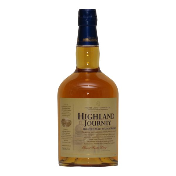 Highland Journey blended malt 46,2%