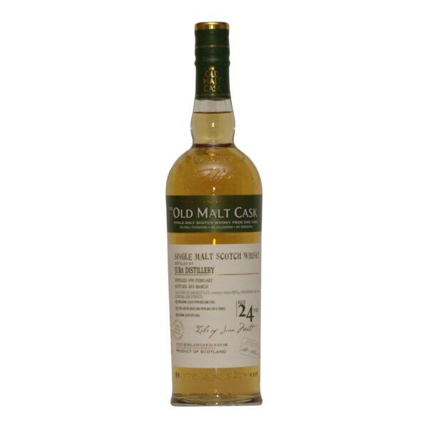 Jura 1991 · 24 år 46,8% Old Malt Cask