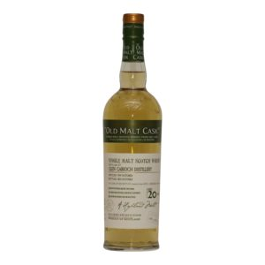 Glen Garioch 20 år 50% Old Malt Cask