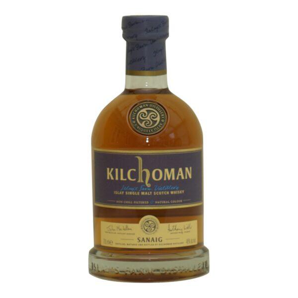 Kilchoman Sanaig · 46%