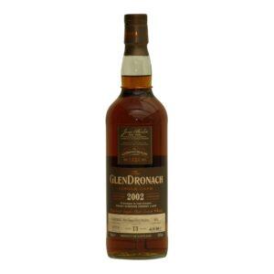 GlenDronach 2002 Cask 4651 · 13 y.o. 54,8%