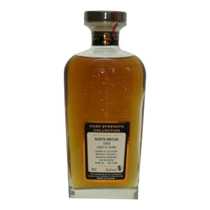 North British Grain 1959 · 51 y.o. 55,6%