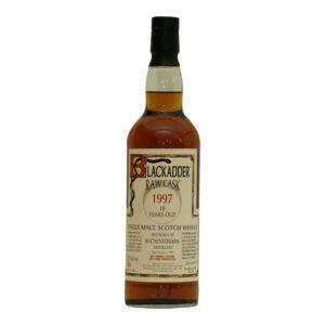 Auchentoshan 1997 · 18 år 52,3% Raw cask