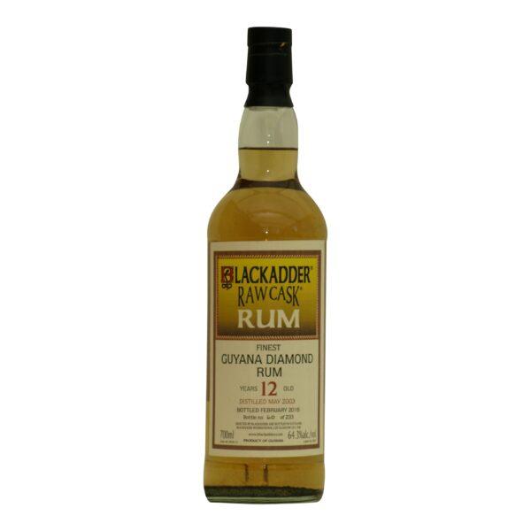 Guyana Diamond Rum 12 y.o. 64,3% Raw Cask