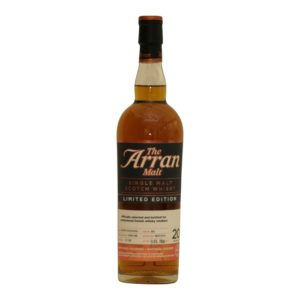 Arran Private Cask 602 · 20 y.o. · 51,6%