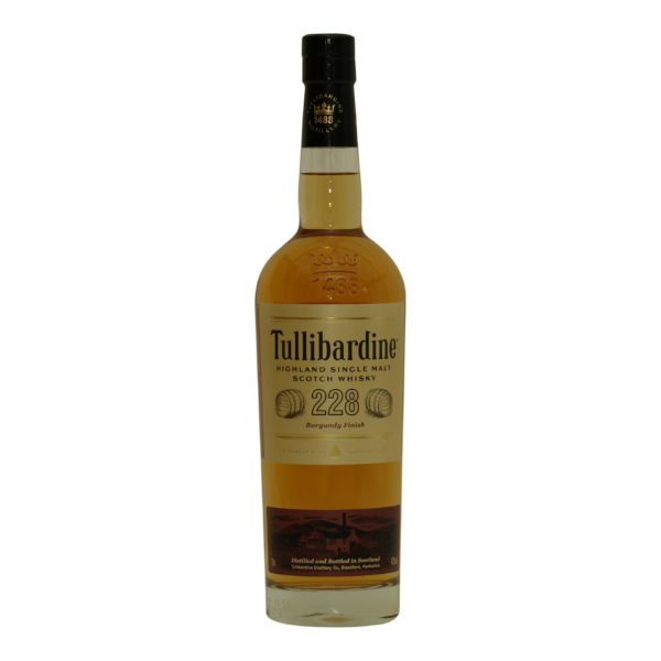 Tullibardine Burgundy finish ·  43%
