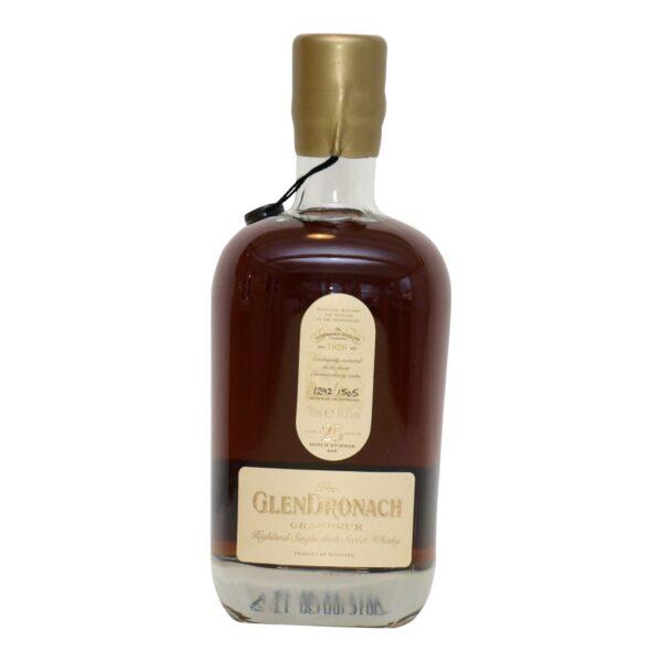 GlenDronach Grandeur 25 y.o. 50,3% batch 8