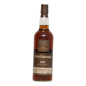 GlenDronach 2002 Cask 1504 · 14 y.o 55,5%