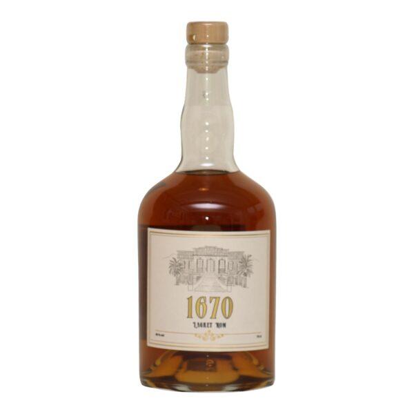 Rum 1670 - 40%