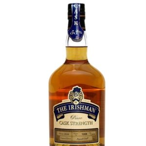 The Irishman Cask Strength 53%