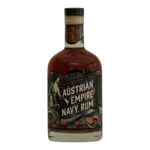 Austrian Empire Navy Rum solera 18 år 40%