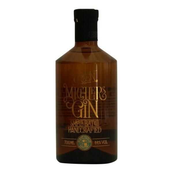 Michler's Green Gin 44%