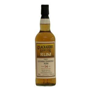 Guyana Diamond Rum 14 y.o. 63% Raw Cask Blackadder