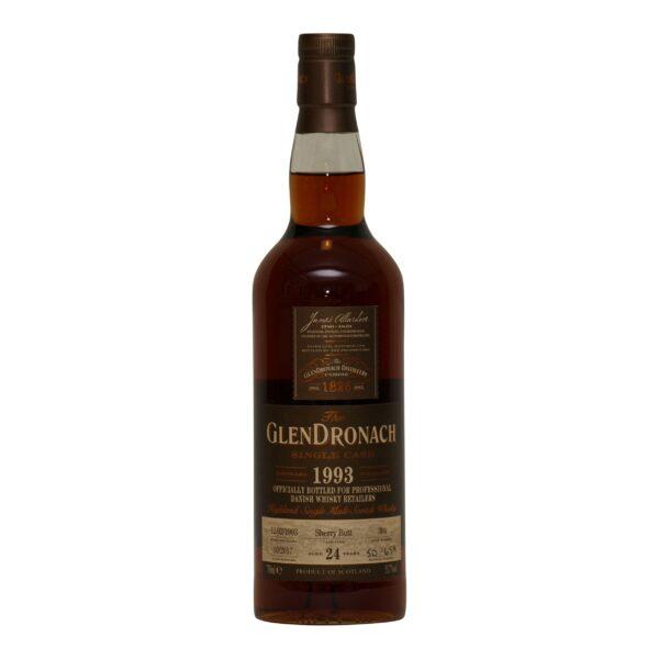 GlenDronach 1993 Cask 394 · 24 y.o. 51,7%