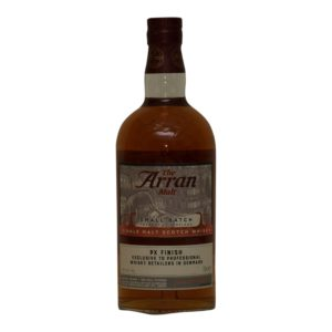 Arran 10 y.o. PX finsh 46% small batch