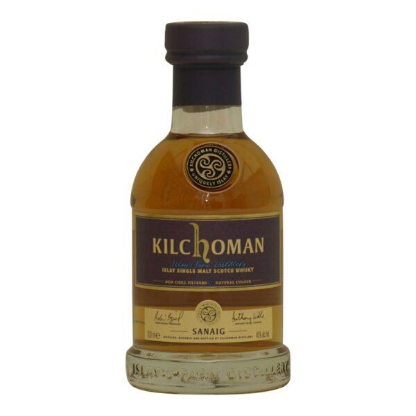 Kilchoman Sanaig · 46% 20 cl.