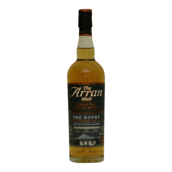 Arran The Bothy Quarter Cask batch 3 - 53,2%