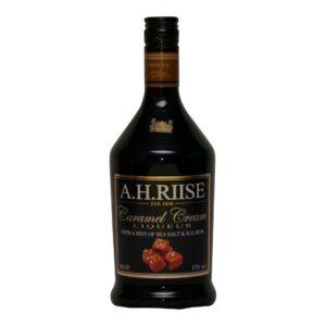 A. H. Riise Caramel Liqueur with rum & Seasalt 17%