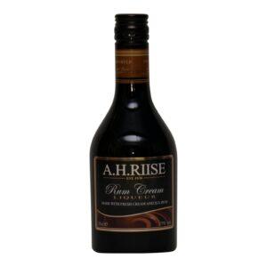 A. H. Riise Rum Cream Liquer 17% 35 cl.