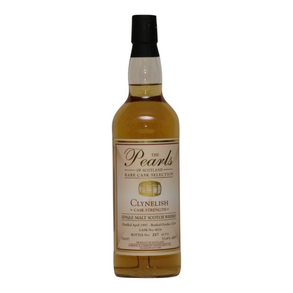 Clynelish · 17 y.o. 53,6% 1997 Pearls of Scotland