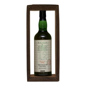 Westport 12 år · 54,3% sherry wood Wilson & Morgan