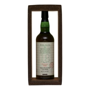 Westport 18 år · 58,5% sherry wood Wilson & Morgan