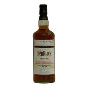 BenRiach peated PX Limited Edition 19 y.o 48%