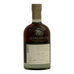 Glenglassaugh 1972 - 44 y.o cask 1721 42,4%