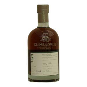 Glenglassaugh 1973 - 42 y.o cask 5638 40,6%