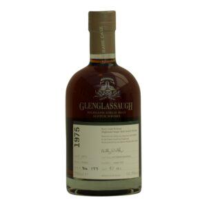 Glenglassaugh 1975 - 41 y.o cask 1277-1 50,5%