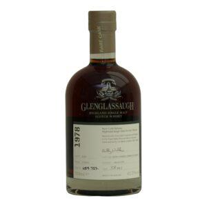 Glenglassaugh 1978 - 38 y.o cask 2343 42,5%